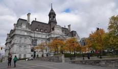 Montréal - Vieille ville - Hôtel de ville
