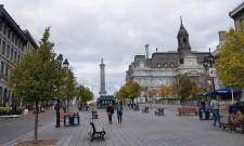 Montréal - Vieille ville - Place Jacques Quartier