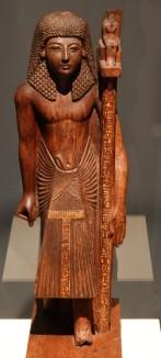 Montréal - Vieille ville - Musée d'Archéologie et d'Histoire de Pointe-à-Callière - Expo temporaire sur les Reines d'Egypte