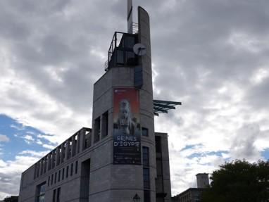 Montréal - Vieille ville - Musée d'Archéologie et d'Histoire de Pointe-à-Callière