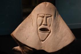 Montréal - Musée des Beaux-Arts - Art inuit sur os de baleine