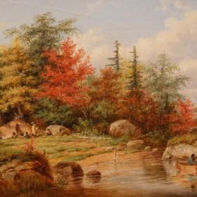Montréal - Musée des Beaux-Arts - Cornelius Krieghoff