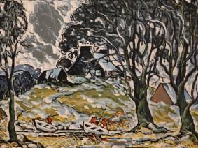 Montréal - Musée des Beaux-Arts - Marc Aurèle Fortin