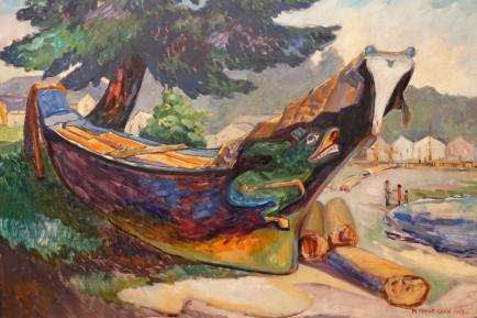 Montréal - Musée des Beaux-Arts - Emily Carr