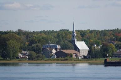 Trois Rivières - Sur les bords du Saint Laurent