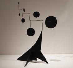 Montréal - Musée des Beaux-Arts - Calder