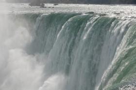 Niagara Falls - Beau débit !