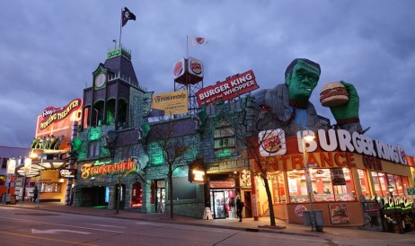 Niagara Falls- Ferry Street