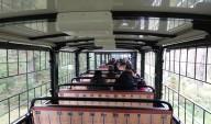 Zoo sauvage de Saint Félicien - Petit train