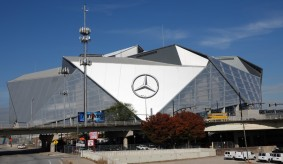 Atlanta - Mercedes Benz Stadium