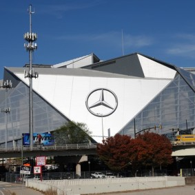 Atlanta - Mercedes Benz Stadium