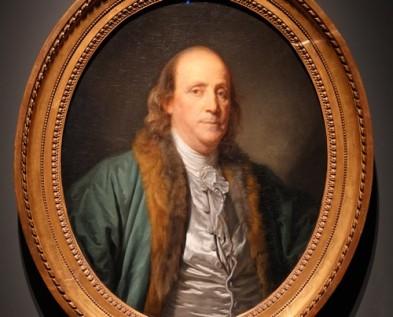 Philadelphie - Independence Hall - Musée de l'American Philosophical Society - Benjamin Franklin