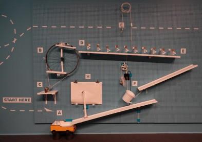 Philadelphie - National Museum of American Jewish History - Rube Goldberg