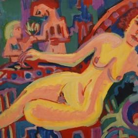 Philadelphia Museum of Art - Ernst Ludwig Kirchner