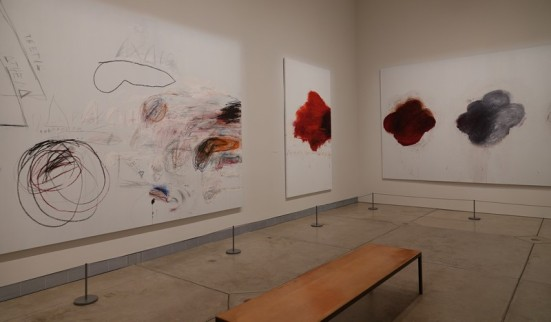 Philadelphia Museum of Art - Cy Twombly