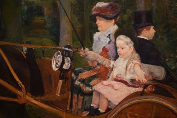 Philadelphia Museum of Art - Mary Cassatt