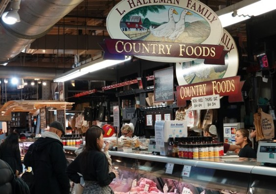 Philadelphie - Reading Terminal Market