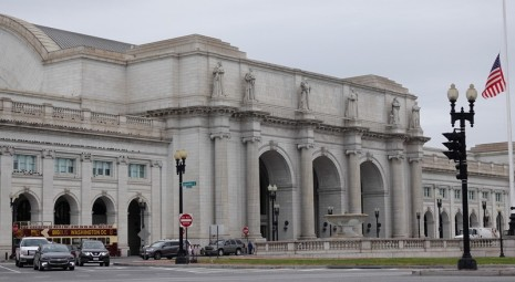 Washington - Union Station, la gare ferroviaire