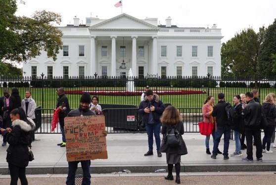 Washington - Maison Blanche