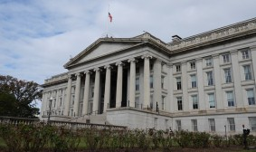 Washington - Non loin de la Maison Blanche