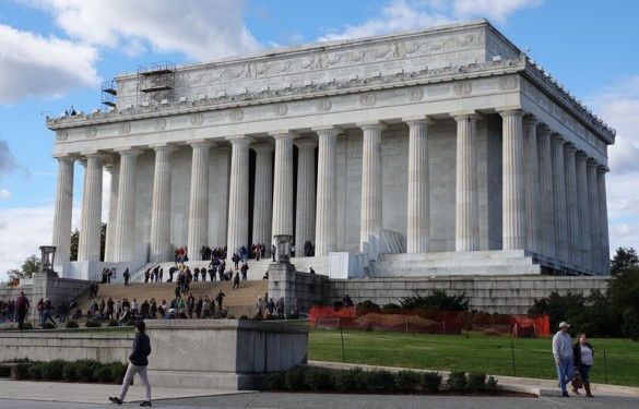 Washington - National Mall - Lincoln Memorial