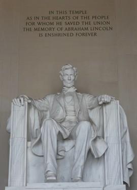 Washington - National Mall - Lincoln Memorial