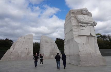 Washington - National Mall - Martin Luther King National Memorial