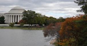 Washington - National Mall - Jefferson Memorial