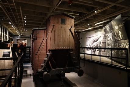 Washington - National Mall - United States Holocaust Memorial Museum