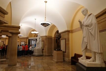 Washington - Capitole - Hall de l'Emancipation