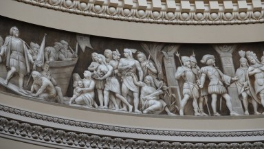 Washington - Capitole - Hall des Statues de la Nation