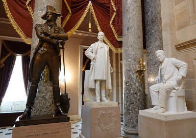 Washington - Capitole - Hall des Statues de la Nation