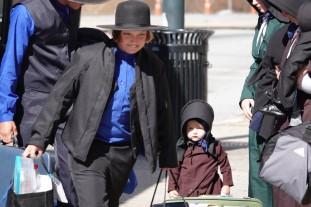 Atlanta - Sympathique famille Amish