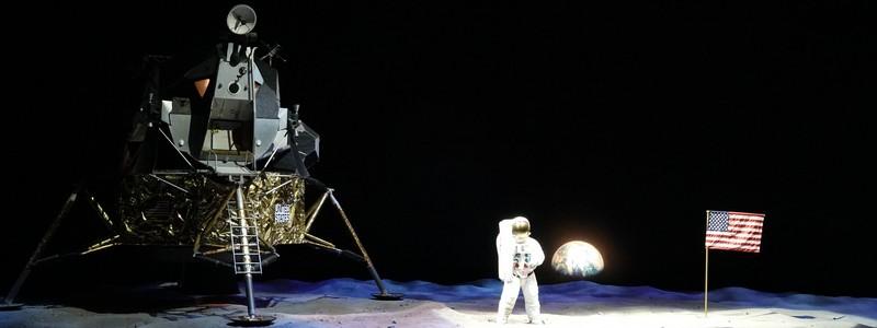 La conquête spatiale, au Kennedy Space Center de CapCanaveral