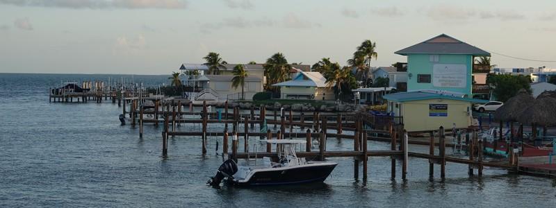 Au sud de la Floride, une longue journée dans lesKeys