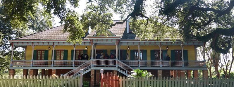 Retour dans le passé créole de la Louisiane, à la PlantationLaura