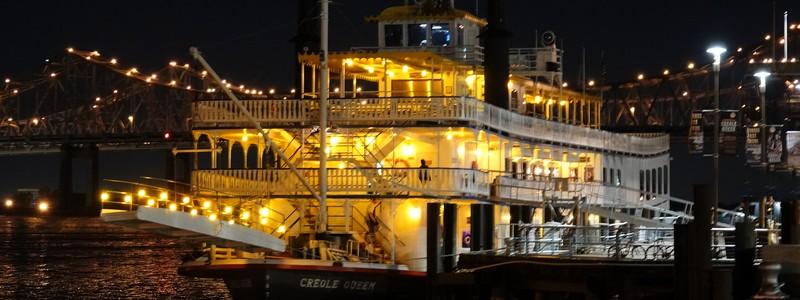 New Orleans, balade dans le Vieux Carré et superbe dîner croisière sur le Creole Queen : ambiance jazzy assurée!