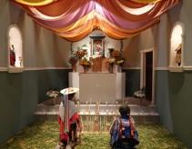 Mexico - Museo Nacional de Antropologia - Section ethnographie
