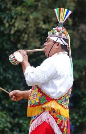 Mexico - Danse des Valadores