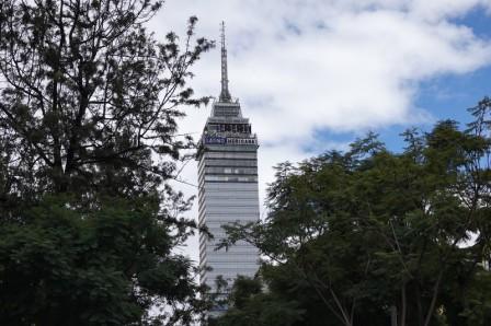 Mexico - La tour Latino-América