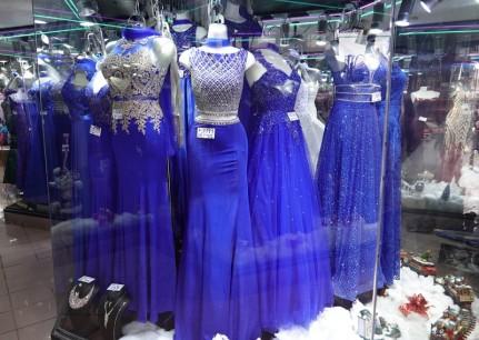 Mexico - Encore des robes longues (pas faciles à porter) !