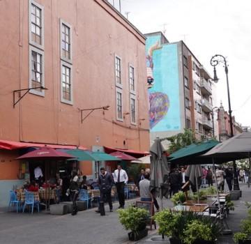 Mexico - Quartier historique