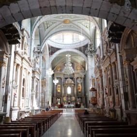 Querétaro - Templo San Francisco