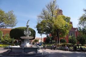 Querétaro - Plaza de Armas