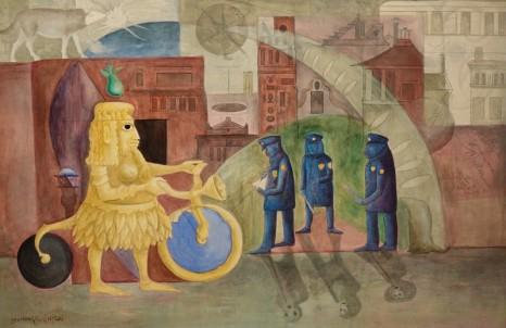 Querétaro - Musée d'Art - Leonora Carrington