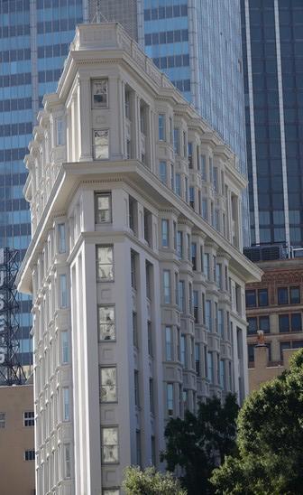 Atlanta - Downtown, un mini-Flatiron !