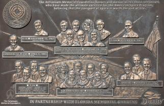 Kennedy Space Center - Héros de l'espace morts en mission