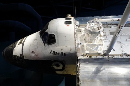 Cap Canaveral - Kennedy Space Center - Navette spatiale Atlantis