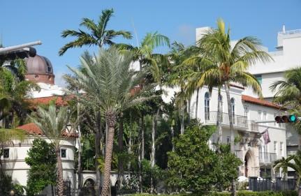 Miami Beach - Quartier Art Déco - Villa Casuarina