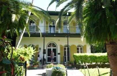 Key West - Maison d'Ernest Hemingway